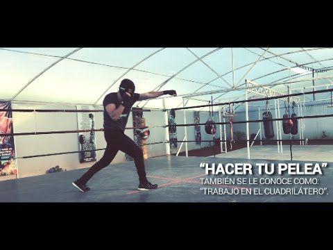 Principios básicos del shadow boxing (Boxeo de sombra) - YouTube