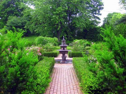 """My (Updated) Garden Conservancy """"Open Days"""""""