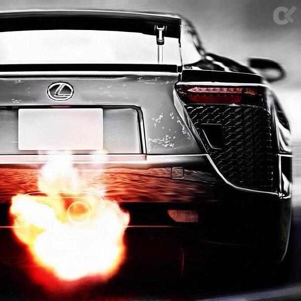 Lexus LFA: If Clarkson Likes It, Itu0027s Got To Be Good.