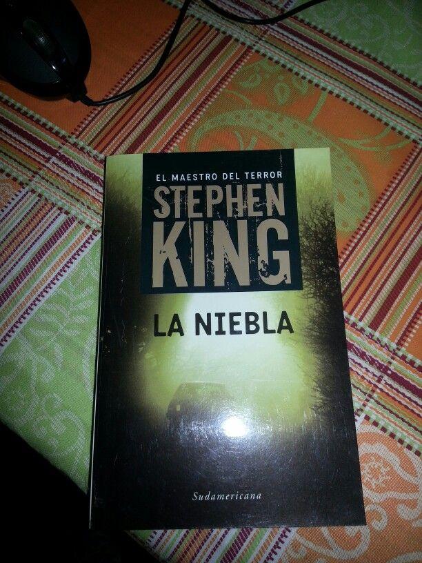 La Niebla. Stephen King. Groso!!!