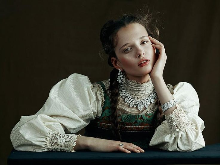Discover the Enchanting Side of Luxury: Alicja Tubilewicz for Vogue Gioiello March 2015
