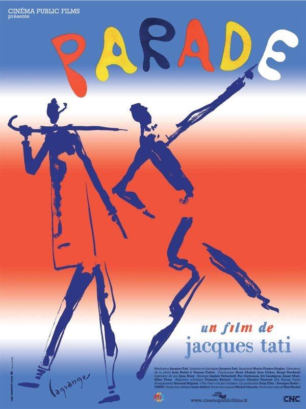 Parade de Jacques TATI