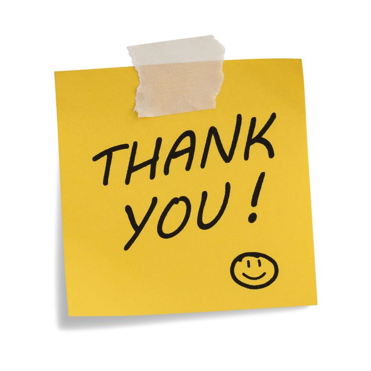 Employee Appreciation Thank You Quotes: 80 Best THANK YOU! Images On Pinterest