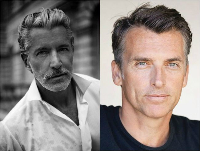 10 Best Images About Medium Hairstyles For Men On