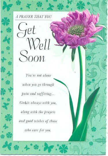 Get Well Cards - Get Well Cards Exporter, Manufacturer & Supplier ...