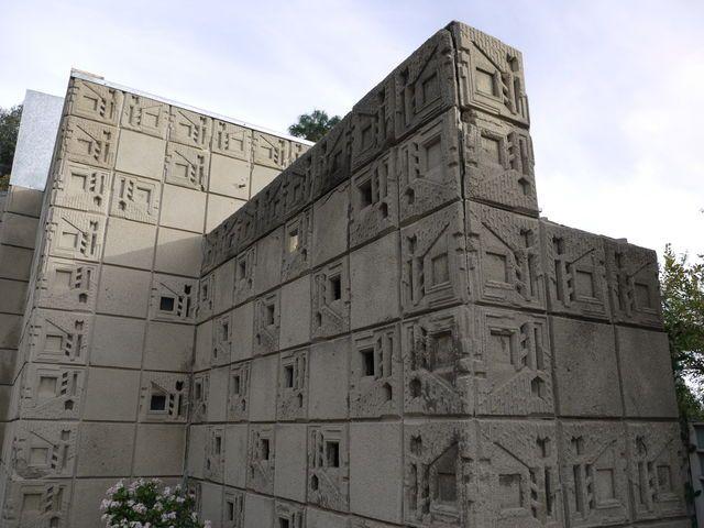 ハリウッドにあるフランク・ロイド・ライト建築の一般住宅を巡る  フリーマンハウス Freeman House Los Angeles Architecture 建築 ロサンゼルス