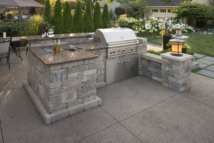 17 Best images about outdoor cooking area on Pinterest ...