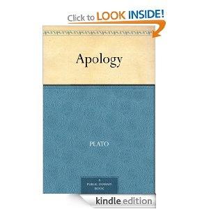 Apology, Plato