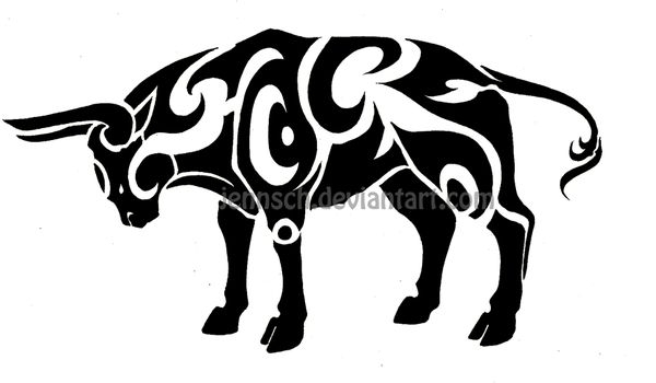 chinese zodiac ox by on deviantart tattoo pinterest ox art and. Black Bedroom Furniture Sets. Home Design Ideas