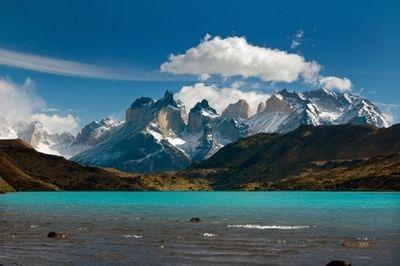 Parque Nacional Torres del Paine, Provincia de Última Esperanza
