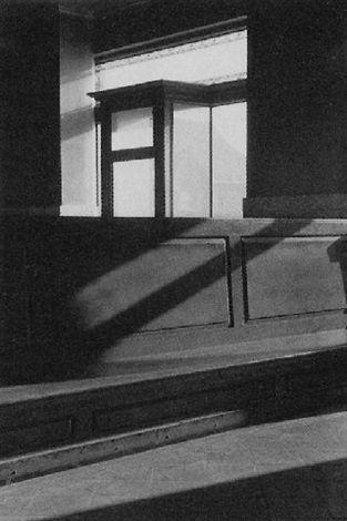 Eva Rubinstein, Railroad station Boston,1971