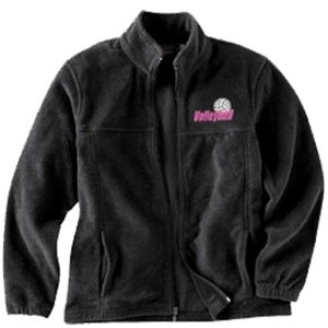Stay warm this fall with our Full Zip Fleece Jacket! You ...