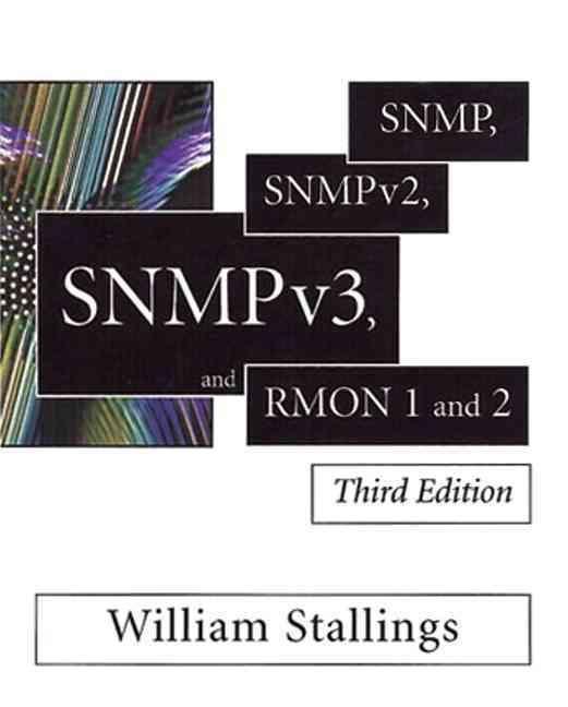 Snmp, Snmpv2, Snmpv3, and Rmon 1 and 2