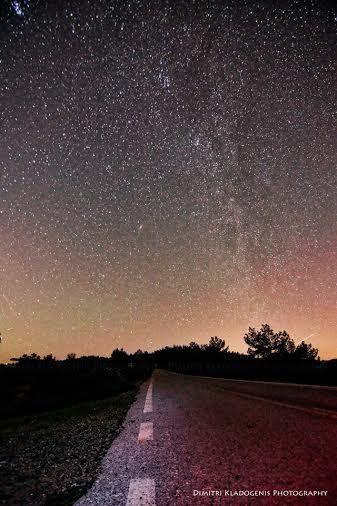 Αστροφωτογράφηση στη Ψίνθο – Υπέροχες φωτογραφίες !
