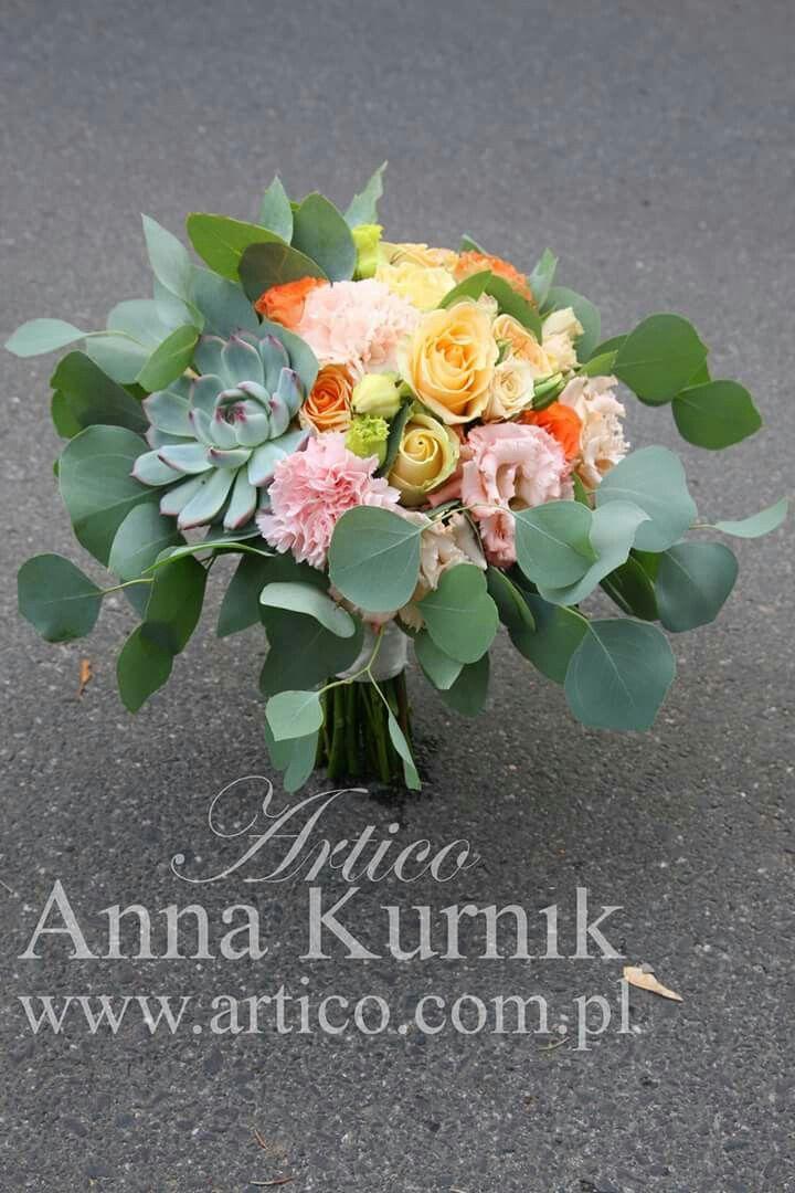 zjawiskowy bukiet ślubny www.artico.com.pl facebook.com/artico.kwiaty  zapraszamy do zapoznania się z naszą ofertą