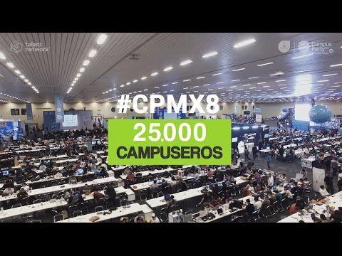 Campus Party 8ª edición, Expo Guadalajara 2017 | Servicios profesionales para eventos CDMX | Ciudad de México | Uplaner