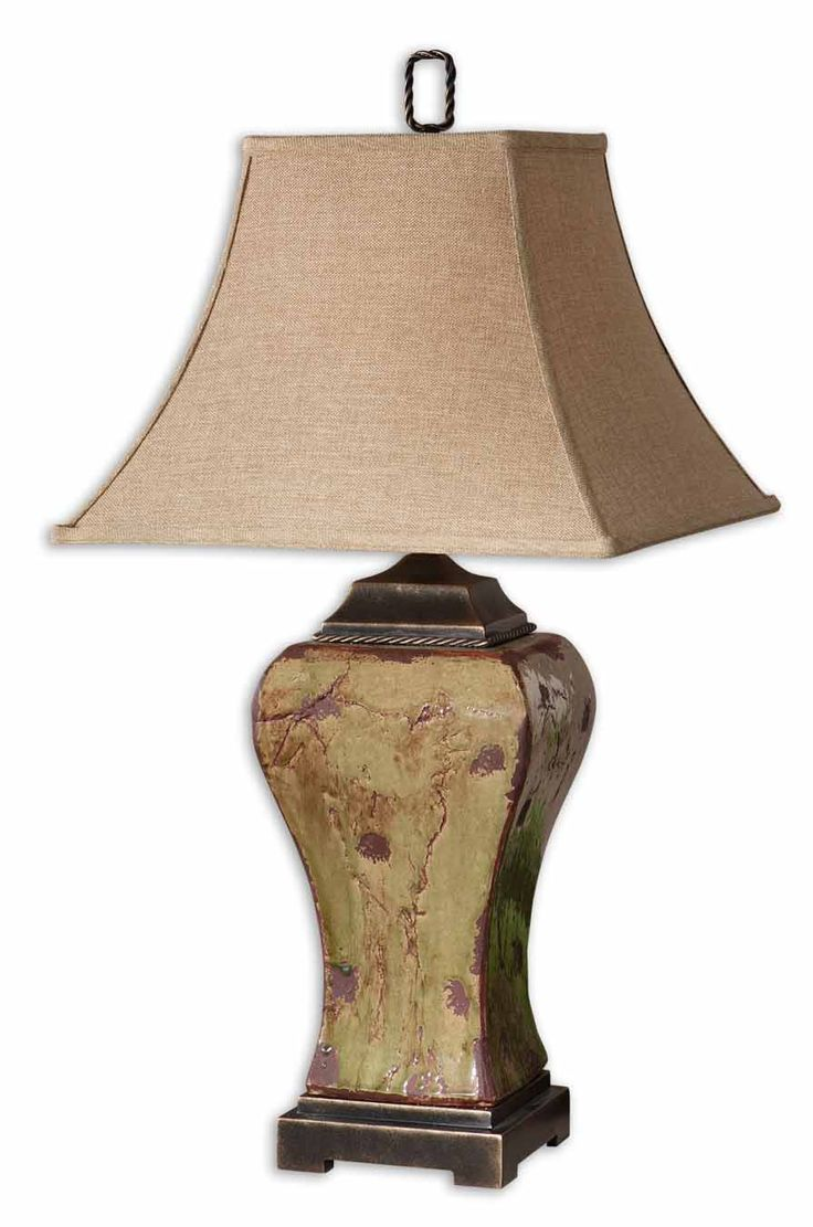1110 best table lamps images on pinterest table lamps porano green table lamp geotapseo Images