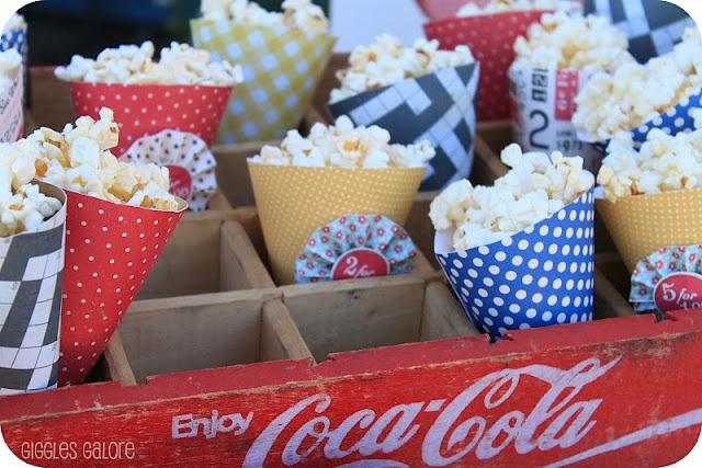 more cones :)