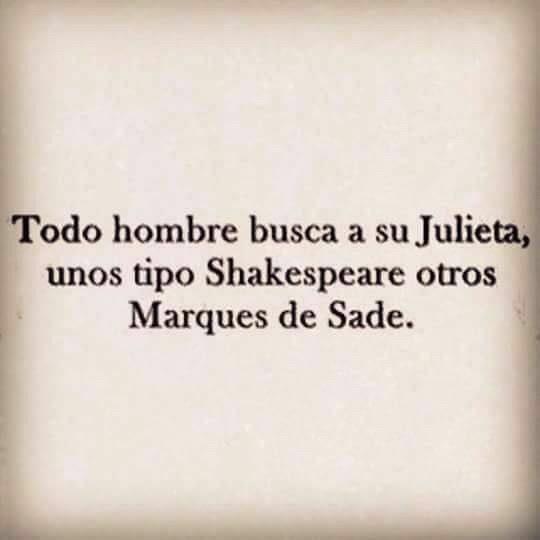 Marqués de Sade