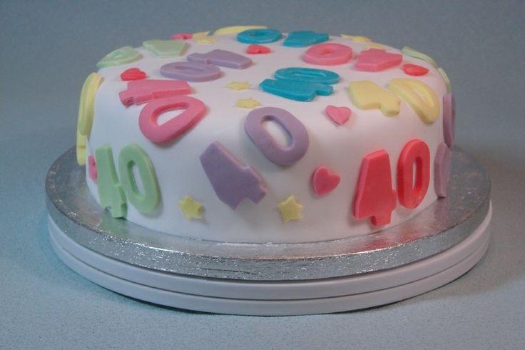 Best 25 Birthday Cakes For Women Ideas On Pinterest