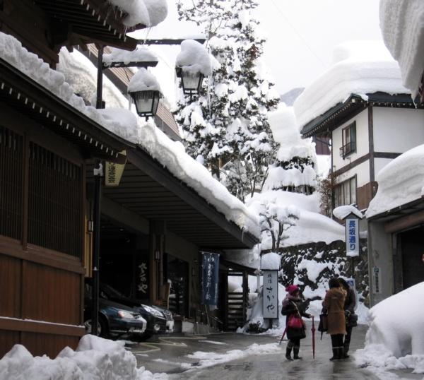 Nozawa Onsen - magical place, love it!!!