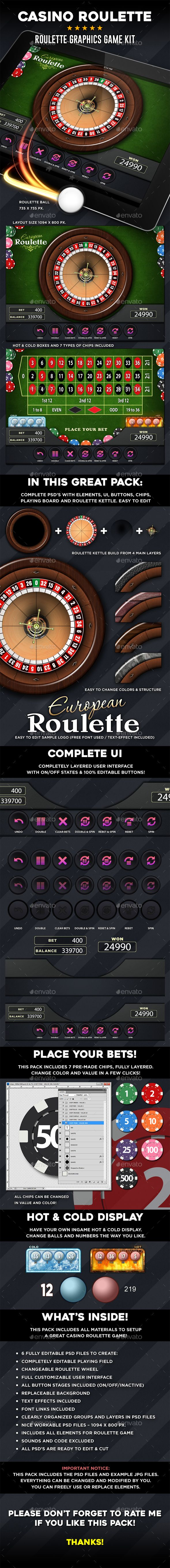 Wooden roulette buy black wooden roulette blackjack table led - Casino Roulette Graphics Game Kit