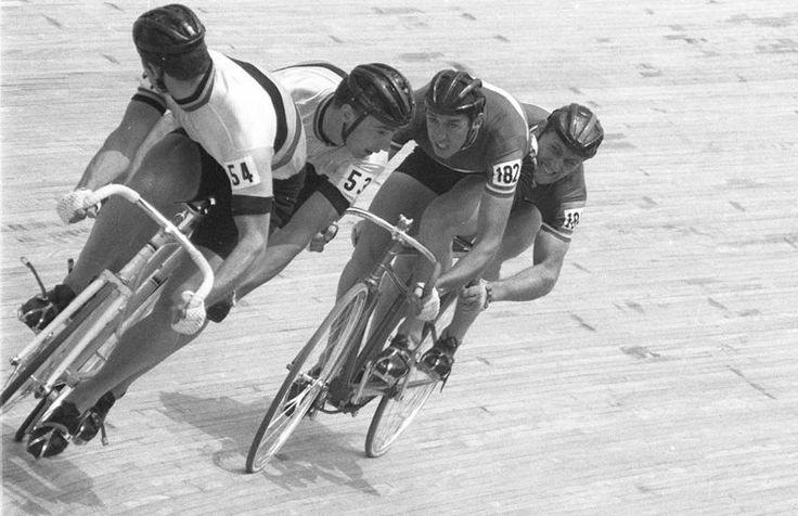 Pierre Trentin Cyclisme - Piste - 1968