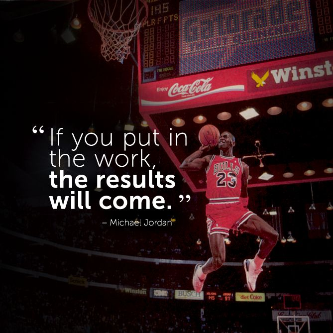 #inspirational #quote by Michael Jordan #fitspiration #motivation