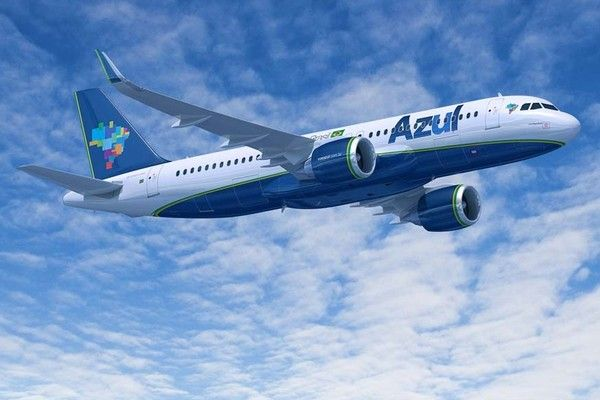 Azul Brazilian Airlines 747 | ... airbus a320 airbus a320neo azul azul brazilian azul brazilian airlines