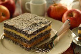 TücsökBogár konyhája: Mákos almás krémes (paleo)