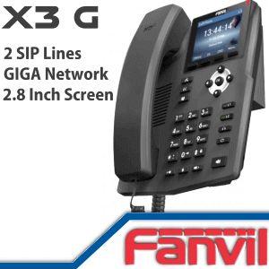 Fanvil X3G Dubai - http://www.vdsae.com/product/fanvil-x3g-dubai/