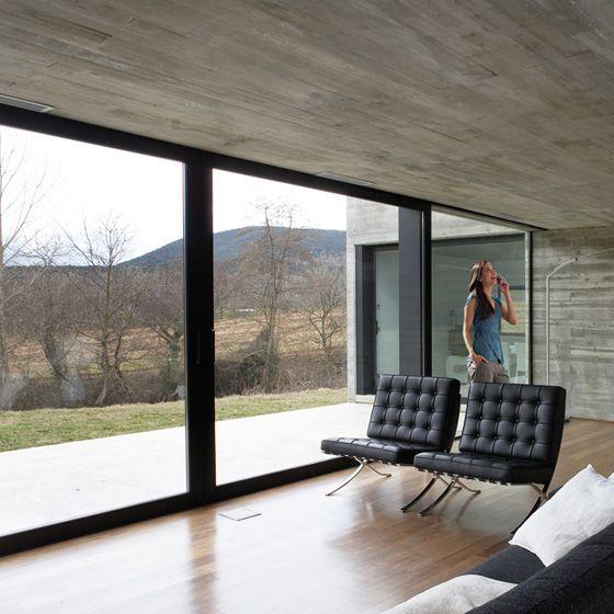 Las 25 mejores ideas sobre ventanas de aluminio modernas - Ventanas de aluminio en barcelona ...