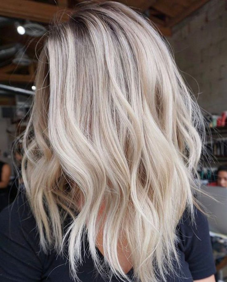 25+ Latest Hottest Haircuts and Blonde for Long Hair