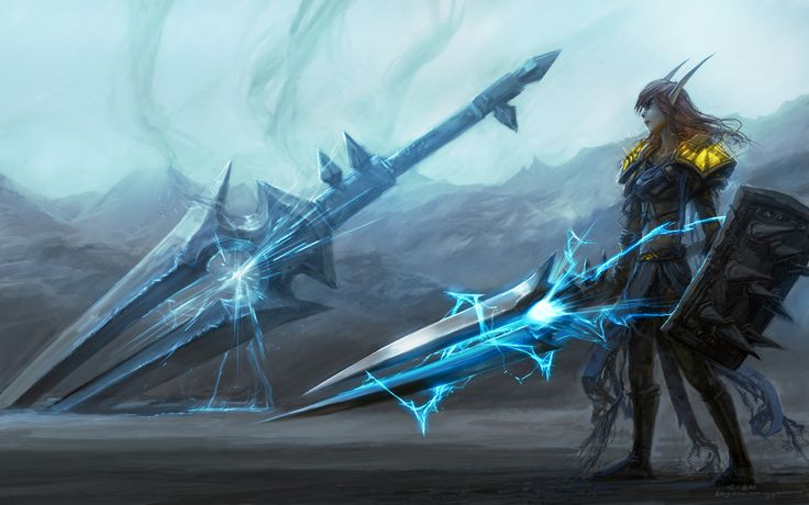 Videojuego World Of Warcraft  Fondo de Pantalla