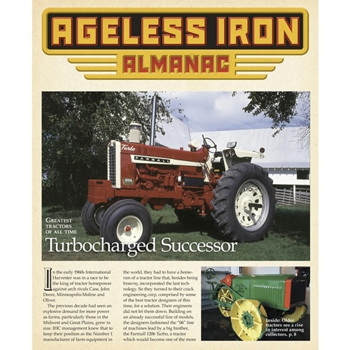 Ageless Iron Tractors : Best images about our magazines on pinterest better