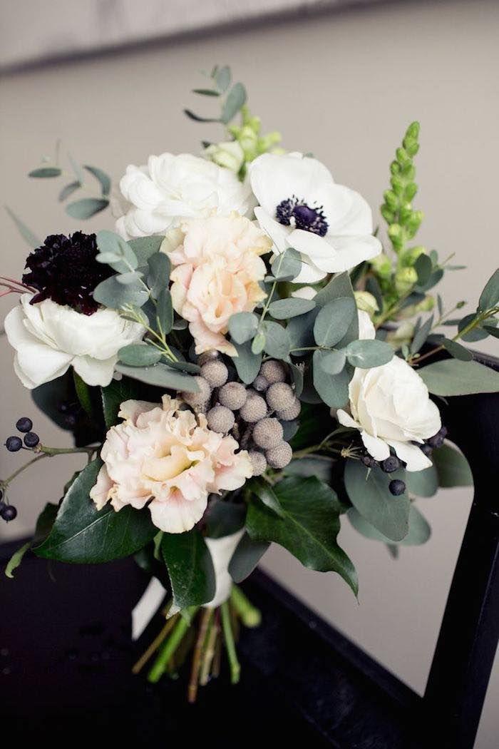 Gorgeous Anemone Bouquet Ideas