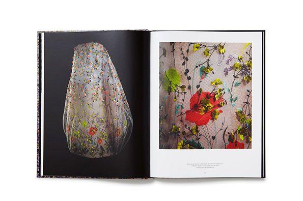 Graphic Design: Studio Baer's stunning book celebrating Dior and the Impressionists