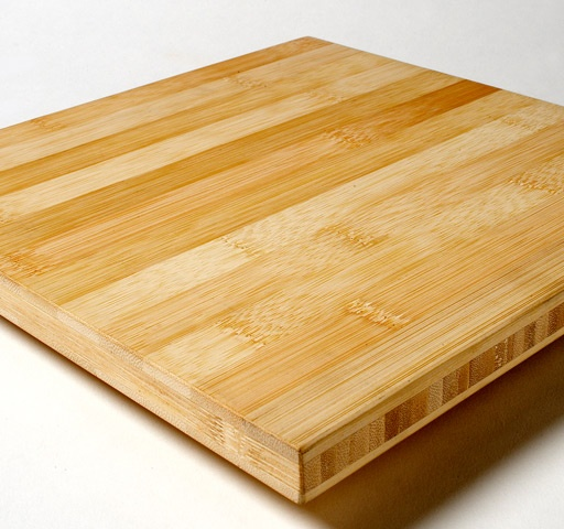 Cross-laminated bamboo plywood from Bamboo Hardwoods