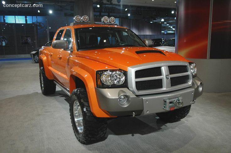 2005 Dodge Dakota Warrior Image