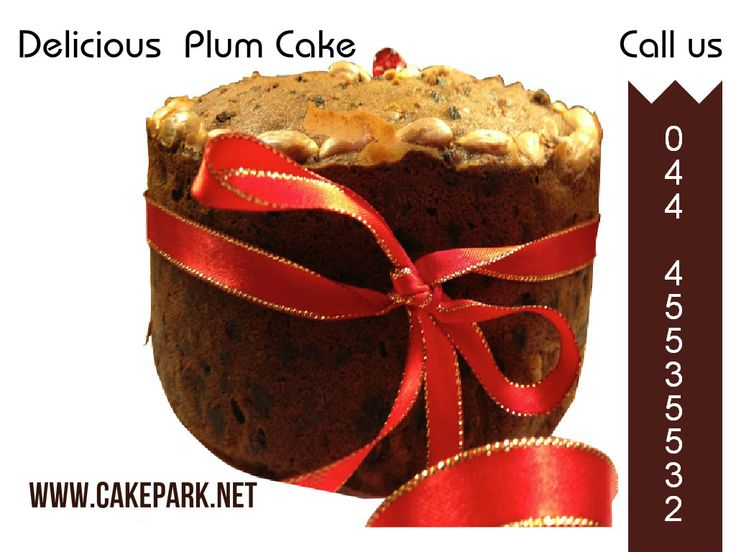 #Plum #cake a delicious and classic tea time cake. We offer wide range of healthy and tasty #plum cakes at best prices.   Call us: 044-45535532