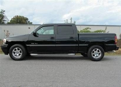 gmc denali PowerDrive Lowmiles Excellenttruck Clean $2000: 2006 GMC Sierra 1500 SLE 4×4 Crew Cab 6.0 V8 VORTEC Engine Black cloth interior…