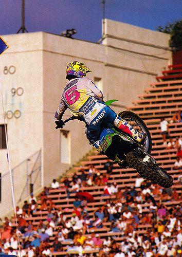 Jeff Ward 1992