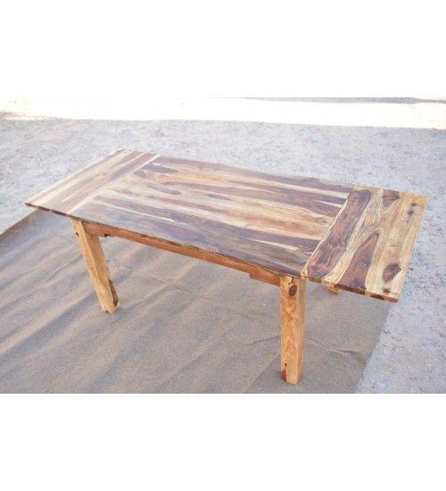 #Indyjski #drewniany #stół #rozkładany Model: CER-03,4,5. Kup online @ http://goo.gl/9YHXWx
