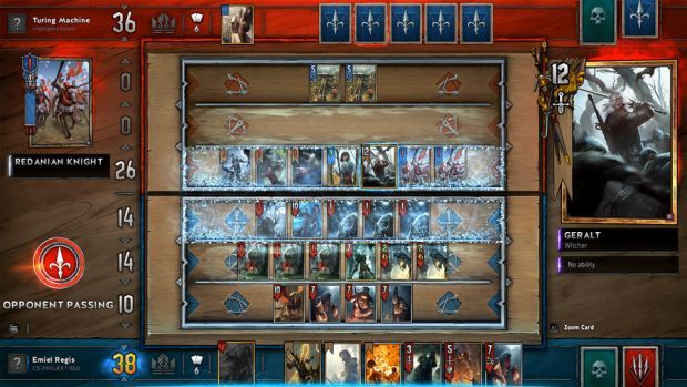 The Witcher's fave card game, Gwent, is now in open beta