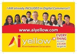 AiYellow bypasses traditional forms of marketing, going directly to customers through Independent Business Owners.  http://aiyellow.com/advertisebusiness