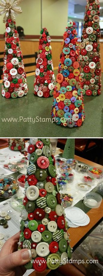 20 Creative Crafts You Can Do With Buttons