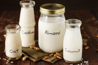Dont bother buying soy, oat or almond milk again. Genius Kitchen has the step-by-step process to make your own dairy-free milk alternatives.