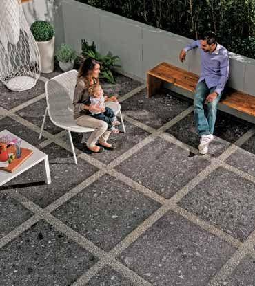 17 parasta ideaa dalle exterieur pinterestiss dalle piscine dalle de patio ja dalle de jardin. Black Bedroom Furniture Sets. Home Design Ideas