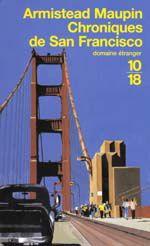 Chroniques de San Francisco T.01 - ARMISTEAD MAUPIN
