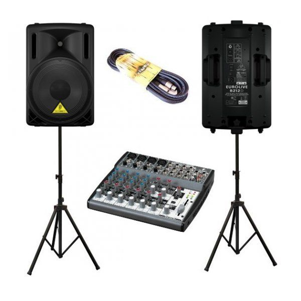Live Sound Pa Packages Home Pa Amp Live Sound Pa